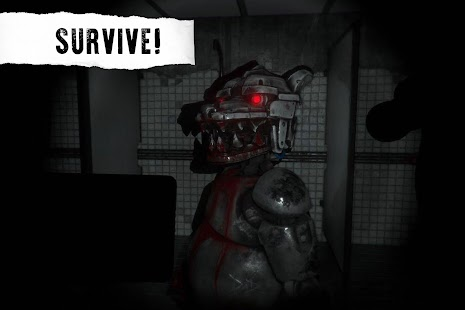 CASE: Animatronics - Horror game Screenshot