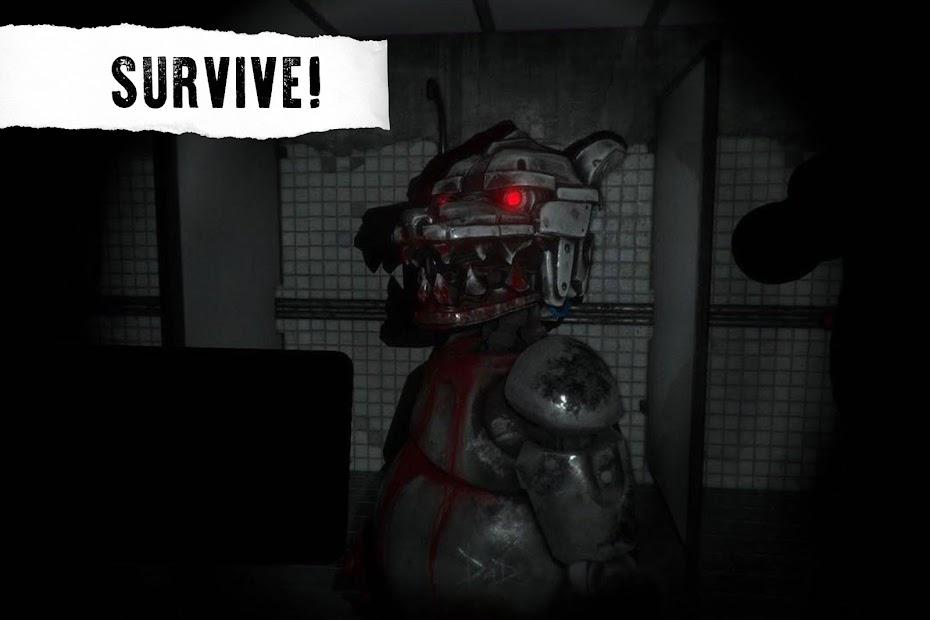 CASE: Animatronics - Horror game Android App Screenshot