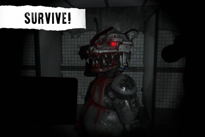 CASE: Animatronics - Horror game Android App Screenshot