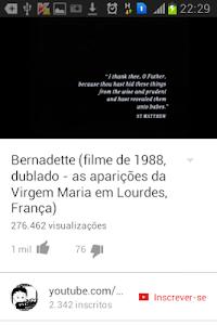 Nossa Senhora de Lourdes screenshot 7