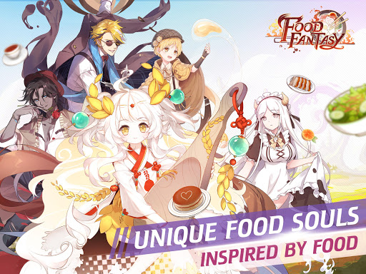 Food Fantasy apkpoly screenshots 13