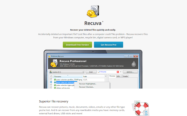 usb file recovery software