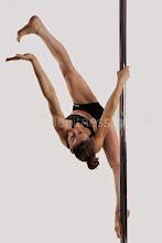 Photo: Vertical Pole Gymnastics @ Pole Fitness Studios Sydney Australia