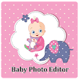 Baby Photo Editor - Month by Month icon