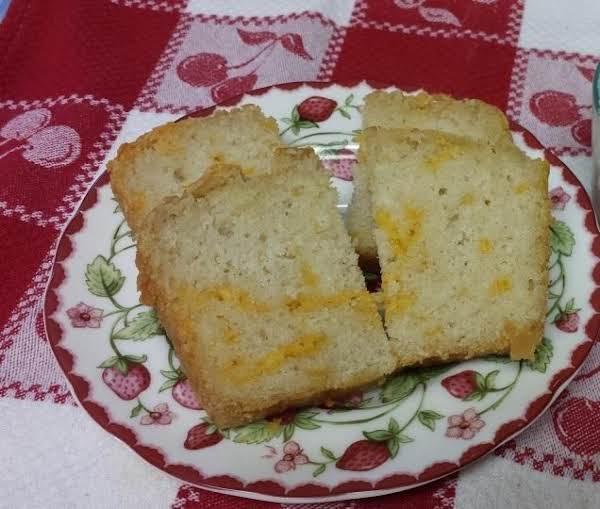 Cheddar Beer Bread