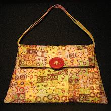 """Photo: """"Patchwork Handbag"""" by Susan Brubaker Knapp www.bluemoonriver.com"""