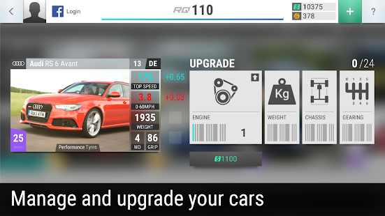 Top Drives Android screenshot