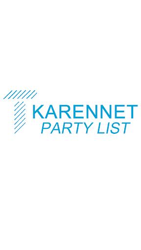 KarenNet Party List