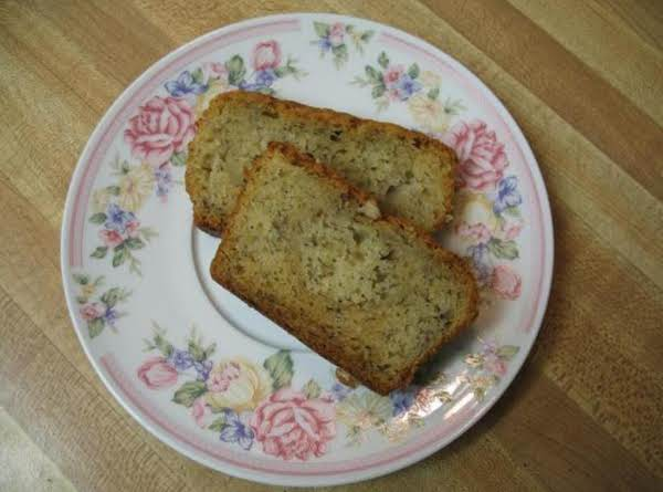 Easy-moist-banana Bread Recipe