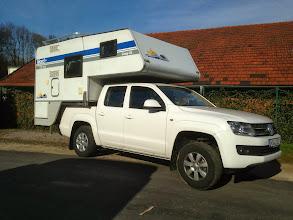 Photo: Diese Nordstar Camp 6L ist nun auf einem Amarok unterwegs.  Infos zur aktuellen Nordstar Camp 6 S finden Sie hier: http://www.nordstar.de/nordstar-modelle/camp-6-s/index.html