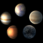 Planets Viewer