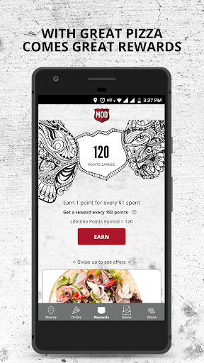 Screenshot for MOD Pizza in United States Play Store