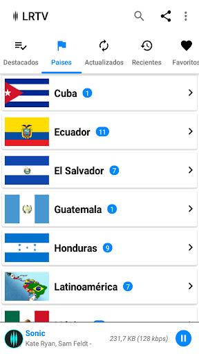 Latina Radio TV 1.3.2 Screenshots 2
