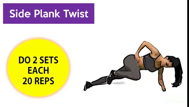 small waist workout apk latest version download free health