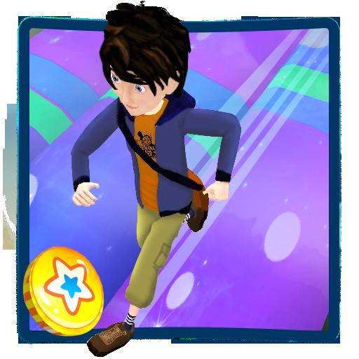 ランナーの3D 冒險 App LOGO-APP試玩