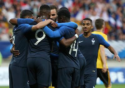 Moussa Dembélé entérine les espoirs de qualification des Diablotins