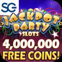 Jackpot Party Casino Slots: 777 Free Slot Machines icon