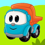 Leo the Truck and cars: Educational toys for kids 1.0.33