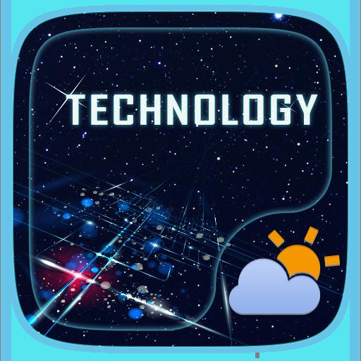 Technology GO Weather Widget