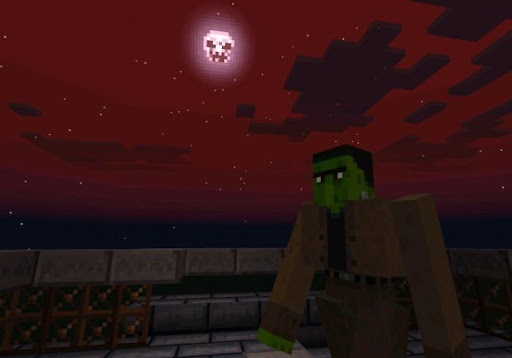 玩免費娛樂APP|下載Halloween for Minecraft PE app不用錢|硬是要APP