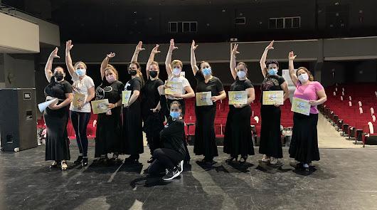 Adra celebra el Día Mundial de la Danza