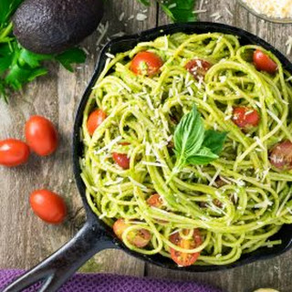 Avocado Lemon Pasta Recipes