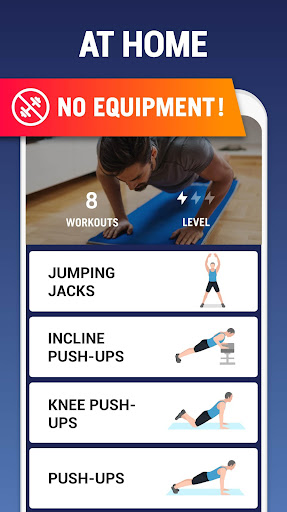 Home Workout - No Equipment 1.0.15 screenshots 11