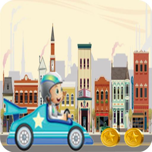 Playroom Racing Turbo Toy Car