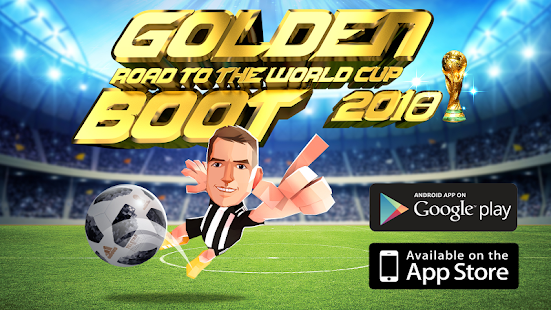 Golden Boot - Road To The World Cup 2018 - náhled
