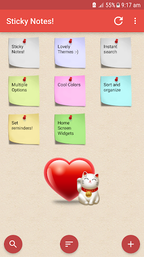 Sticky Notes ! for PC