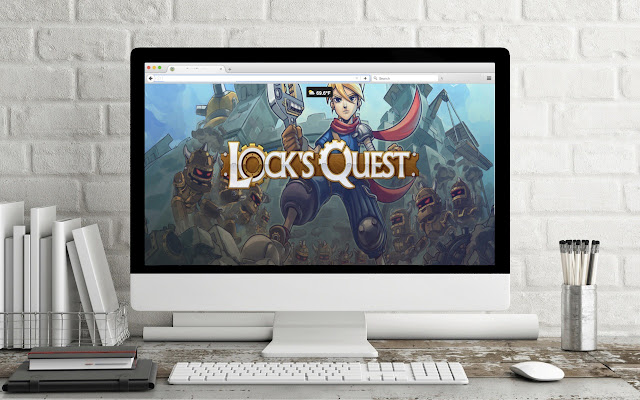 Game Theme: Lock's Quest