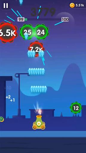 Happy Shooter:Smog Elimination Battle 1.0.6 screenshots 2