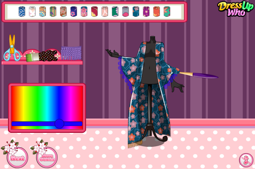 Kim's Kimono