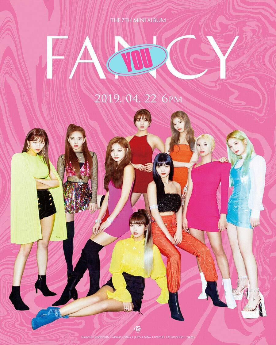 twice fancy