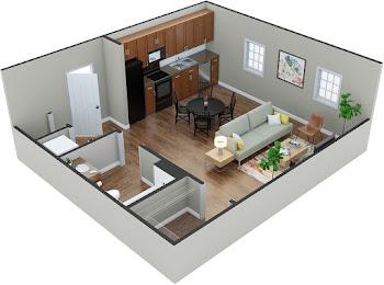 Go to Chickadee Floorplan page.