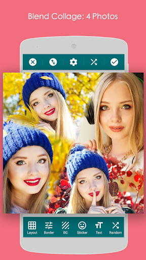 Blend Collage Editor