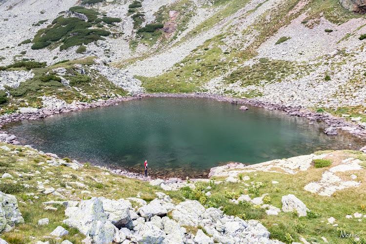 Lacul Cârja, foto Marius