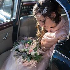 Wedding photographer Veronika Simonova (veronikasimonov). Photo of 26.01.2017