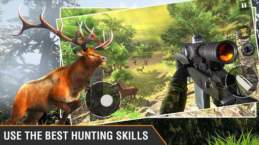 Télécharger Gratuit cerf chasseur games2020: jeux de tir d'animaux APK MOD (Astuce) screenshots 1