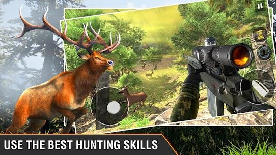 Deer Hunter 2020 : Safari Hunting – Free Gun Games Apk Download For Android and Iphone 1