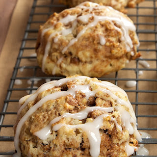 Cinnamon Bun Scones Recipes