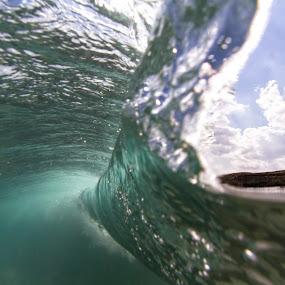 *** by Morgan Grosskreutz - Landscapes Waterscapes ( water, cliffs, level, underwater, florida, wave, ocean, split, surf )