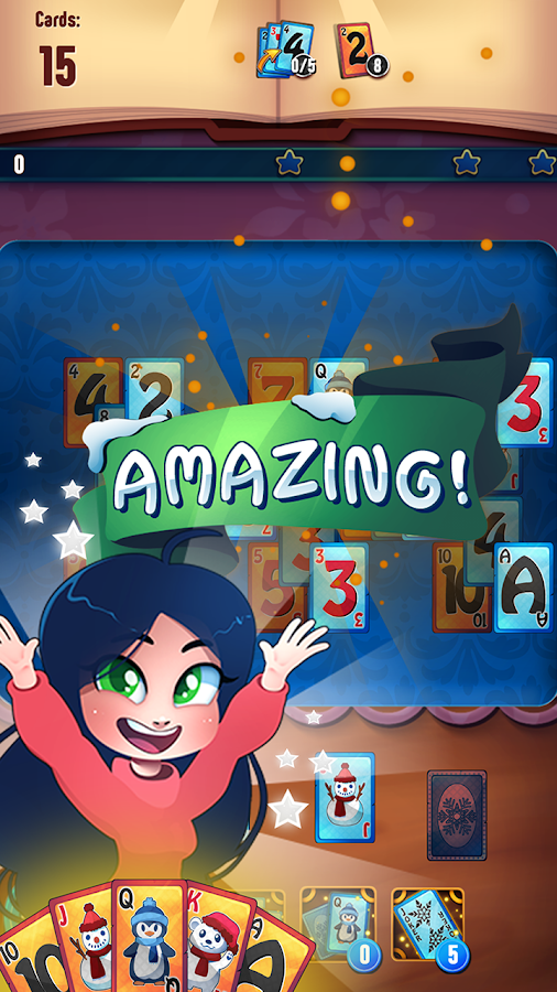 World of Solitaire Card Games- screenshot