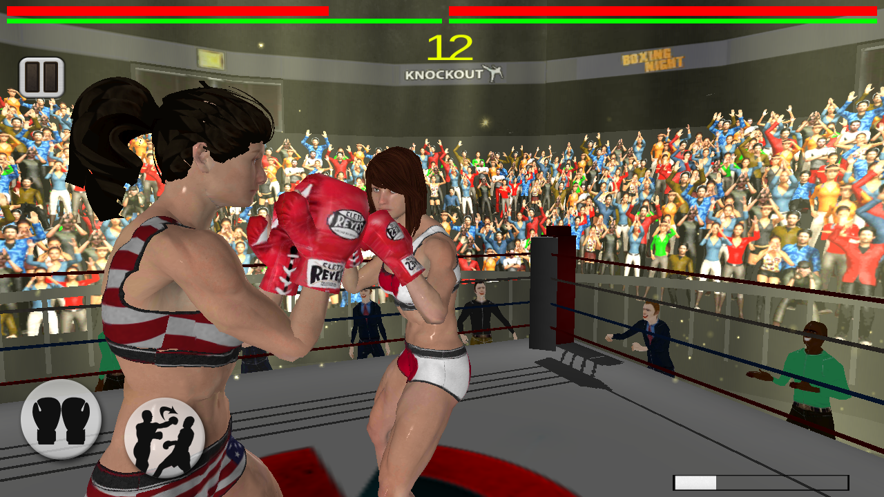 Real 3D Women Boxing - Android Apps on Google Play Boxing Games