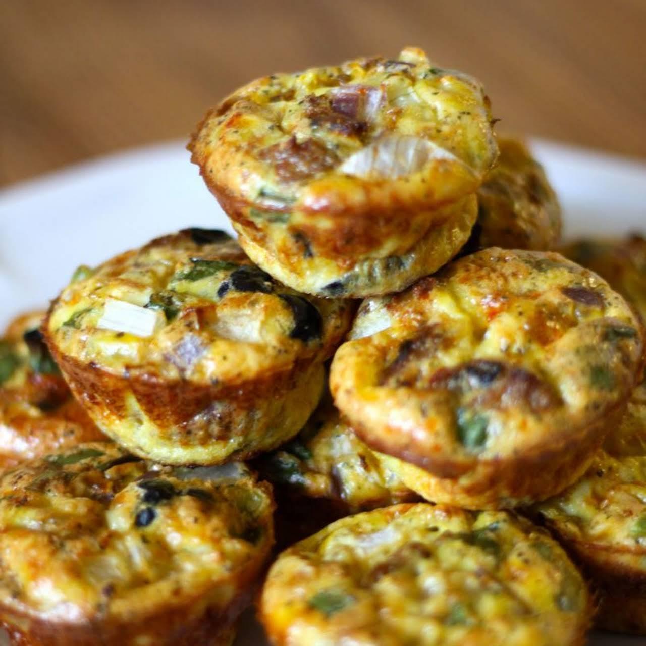 Kitchen Sink Egg Muffins