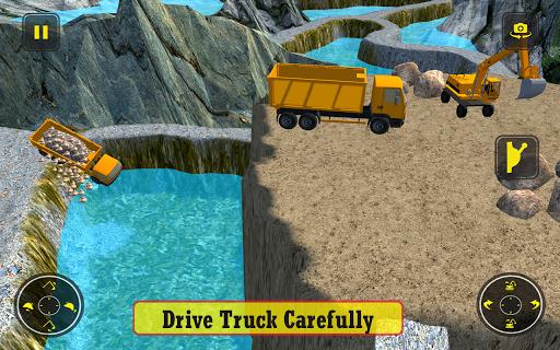 Construction Simulator Heavy Truck Driver 1.1 screenshots 20