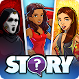 What's Your Story?™ icon