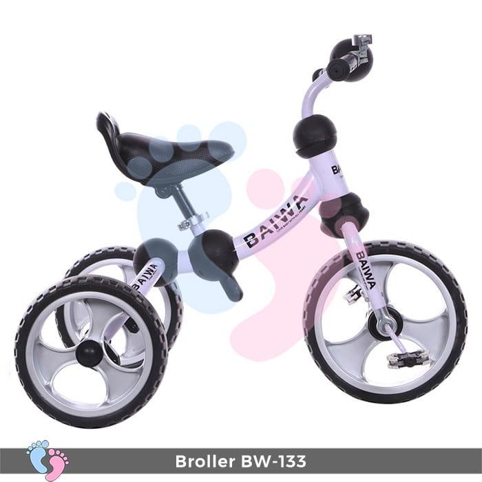 Xe đạp 3 bánh Broller XD3-133 10