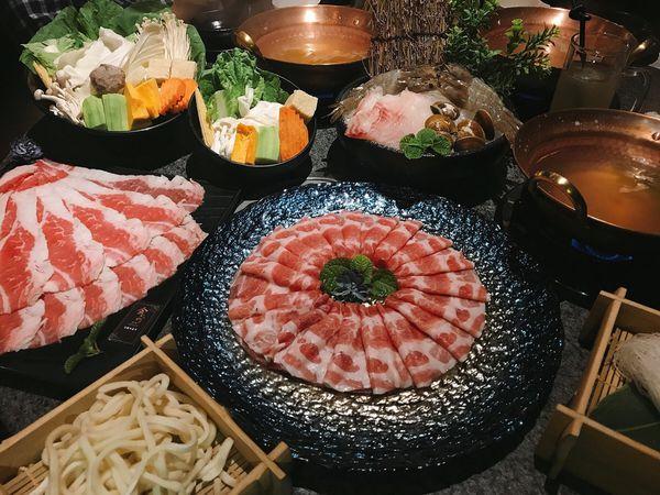 金荷涮涮鍋,低調奢華小資消夜海陸套餐