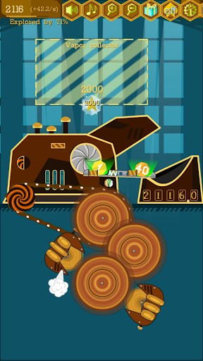 Idle Coin Factory: Incredible Steampunk Machines apkdebit screenshots 3
